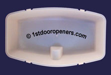 Allister Garage door Opener Light Lens 101569